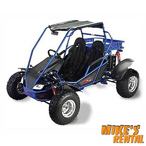 Buggy 300cc - Mike's Rental Thasos