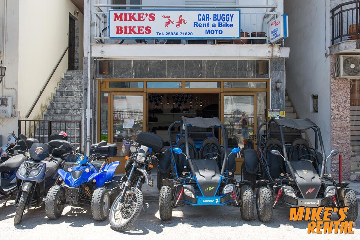 Limenas - Mike's Rental Thasos